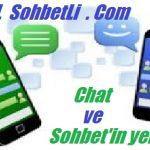Mobil Sohbet Sitelerine Giriş