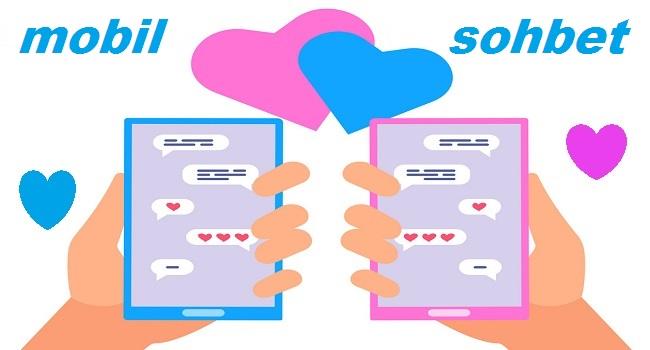 Mobil sohbet odalarındaki farklılık nedir